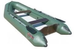 """Лодка """"Тайга-290"""" надувное дно"""