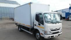 Hino 300. HINO 300 Изотермический фургон, 4 009куб. см., 1 000кг., 4x2