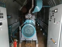 Дизель генераторы 220 кВт