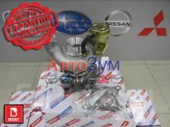 Турбина. Mitsubishi: 1/2T Truck, L200, Delica, Pajero, L400, Nativa, Montero, Montero Sport, Challenger, Pajero Sport 4M40, 4D56