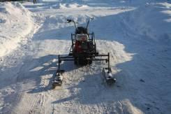 Продам самодельный снегоход