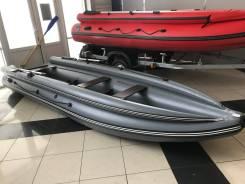 Продам лодку Allaska-460 Lux