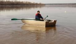 Лодка моторно-гребная Bester 320