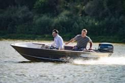 Лодка моторно-гребная Bester 390