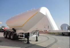 Nursan. Цементовоз алюминий 32 м3, 36 000кг. Под заказ