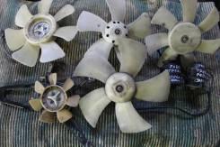 Мотор вентилятора охлаждения