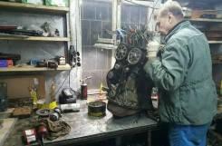 Двигатель Ваз Приора 126 после капремонта