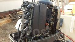 Лодочный мотор Tohatsu 120 л. с, нога Х635 Отличный из Японии