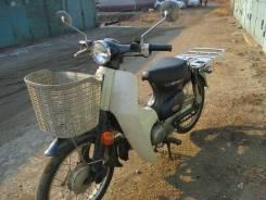 Honda Super Cub. 72куб. см., исправен, без птс, без пробега