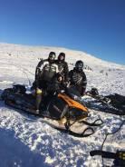 BRP Ski-Doo Summit SP, 2014