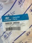Бачок стеклоомывателя. Hyundai Santa Fe D4BB, D4BH