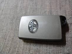 Корпус ключа. Toyota: Voxy, Noah, Vellfire, Alphard, Estima 3ZRFAE, 3ZRFE, 2AZFE, 2GRFE