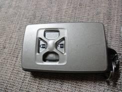 Корпус ключа. Toyota: Voxy, Noah, Vellfire, Estima, Alphard 3ZRFAE, 3ZRFE, 2AZFE, 2GRFE
