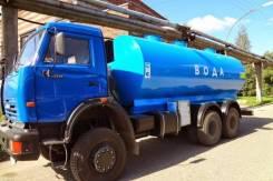 Доставка воды водовозом от 1 до 4 м. куб