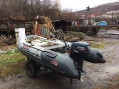 Лодка ПВХ Касатка -335