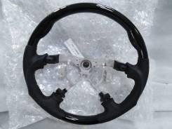 Руль Toyota Land Cruiser Prado 120 черный Sport Design