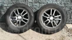 Колеса, Bridgestone 205/65R15, на литье EuromagicSport-S02, отличное лето