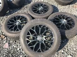 225/65R18 Dunlop SJ8 на литье SHLK 5/114.3 (Т113)