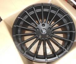 Новые диски R22 5/112 Hamann