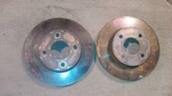 Тормозной диск передний Nissan Cube Z10