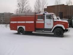 Пожарная автоцисцерна АЦ 3,2-40 ЗИЛ 433104, 2001 г. в.