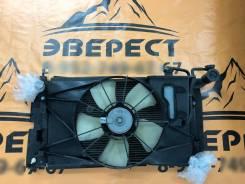 Радиатор охлаждения двигателя. Ford Everest Toyota Corolla, ZZE122 Двигатель 1ZZFE
