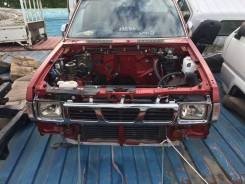 Кабина Nissan Datsun BMD21 TD27 1994 Вишня