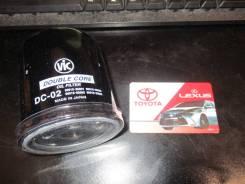 Фильтр масляный. Toyota: Lite Ace, Regius Ace, Windom, Corona, Scepter, Aristo, Sprinter Trueno, Corolla, Probox, Innova, Yaris Verso, Altezza, Tercel...