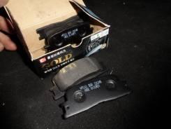 Колодки тормозные задние Toyota Camry V30/Lexus ES300 01-06