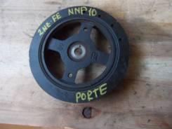 Шкив коленвала Toyota Porte NNP10 2NZ-FE
