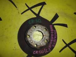 Тормозной диск передний TOYOTA LITE ACE/TOWN ACE CR50/SR50