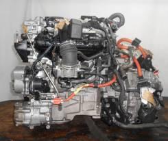 Двигатель в сборе. Toyota Prius, ZVW30, ZVW30L, ZVW50, ZVW50L 2ZRFXE