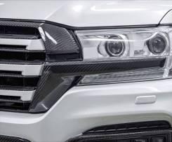 Обшивка, панель салона. Toyota Land Cruiser, GRJ200, J200, URJ200, UZJ200, UZJ200W, VDJ200