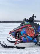 Polaris RMK 800 Assault 155, 2014