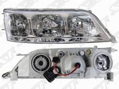 Фара. Toyota Cresta, GX100, GX105, JZX100, JZX101, JZX105, LX100 Двигатели: 1GFE, 1JZGE, 2JZGE, 2LTE. Под заказ