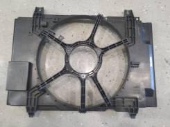 Диффузор радиатора Nissan Tiida / Tiida Latio 11 2004-2012 год