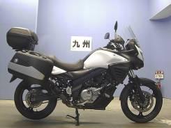 Suzuki V-Strom 650, 2014