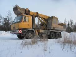 Tatra UDS-114. Автоэкскаватор, Универсальный, Планировщик: Tatra UDS, 0,70куб. м.