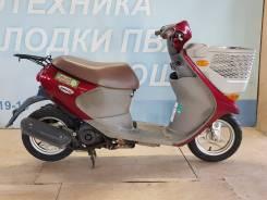 Suzuki Lets 4 с корзиной, 2015
