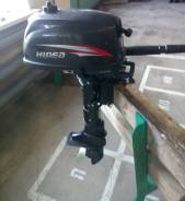 Продам лодочный мотор Hidea 5FH S