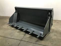 Новый двухчелюстной ковш для минипогрузчиков