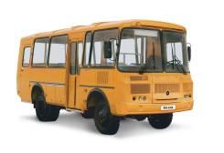 ПАЗ 3206. -110 (4х4) раздельные сиденья Стандарт с ремнями безопасности, 25 мест, В кредит, лизинг