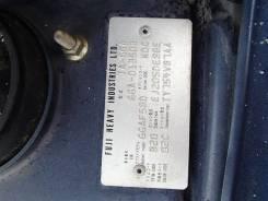 МКПП. Subaru Impreza WRX, GDA, GGA Двигатель EJ205