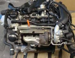 100% Работоспособный двигатель на Skoda. Любые проверки! krd