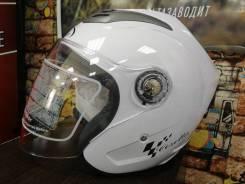 Шлем Corolla открытый белый