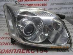 Фара. Toyota Avensis, ADT251, AZT250, AZT251, CDT250, ZZT251, AZT250L, AZT250W, AZT251L, AZT251W, ZZT251L Двигатели: 1AZFSE, 1CDFTV, 1ZZFE, 2ADFHV, 2A...