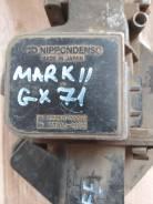 Датчик расхода воздуха. Toyota Mark II, GX71, GX60, GX60G, GX61 1GFE