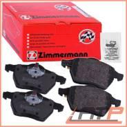 Колодки тормозные дисковые VAG Peugeot Renault ZIMMERMANN 20961.172.1