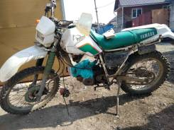 Yamaha Serow, 1992