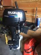 Продам подвесной мотор Suzuki 15 л/с с лодкой ПВХ 330